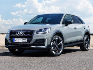 2017 Audi Q2 Limited Edition