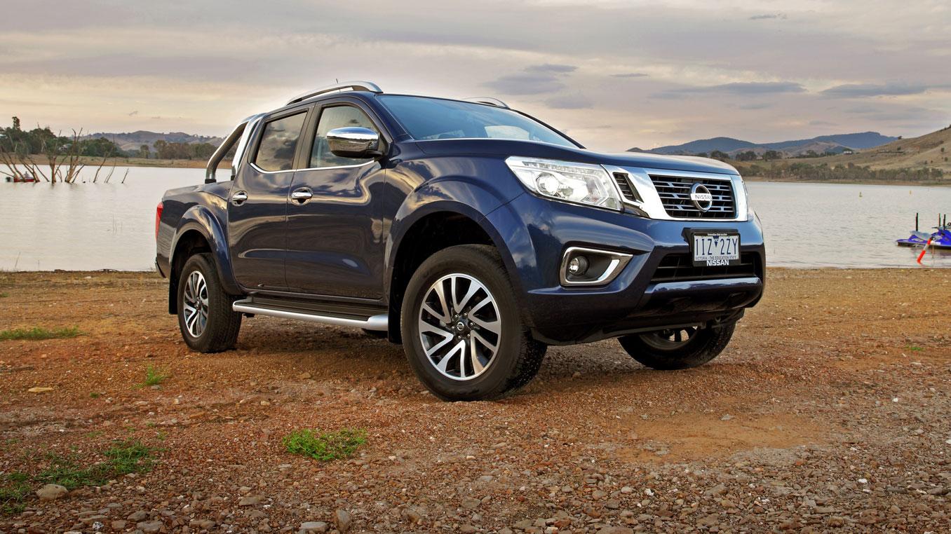 Family car review: 2018 Nissan Navara