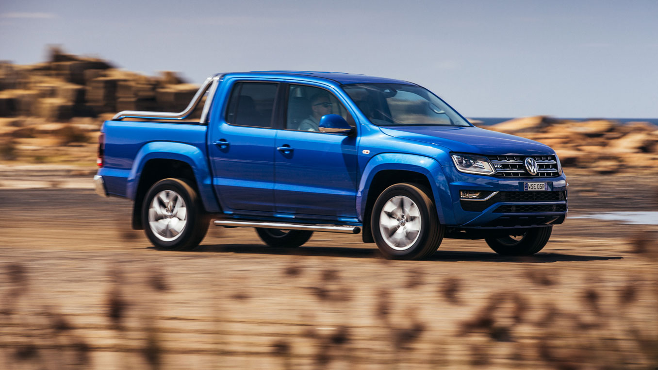Family car review: 2017 Volkswagen Amarok