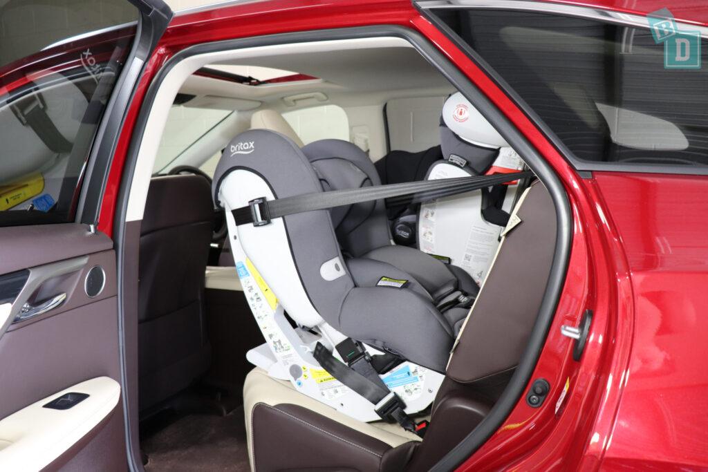 2018 Lexus RX350L - BabyDrive