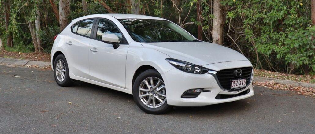 Mazda 3 Neo hatch 2018