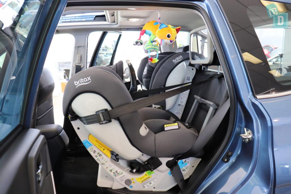 2018 Subaru Forester - BabyDrive