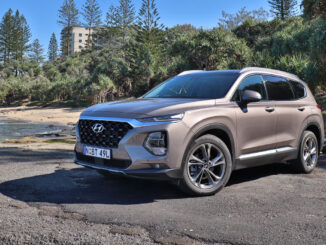Hyundai Santa Fe Highlander 2018