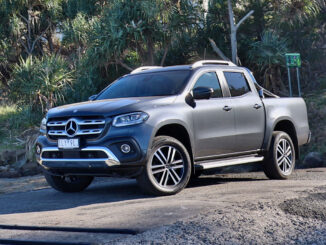 Mercedes X-Class X250d Power