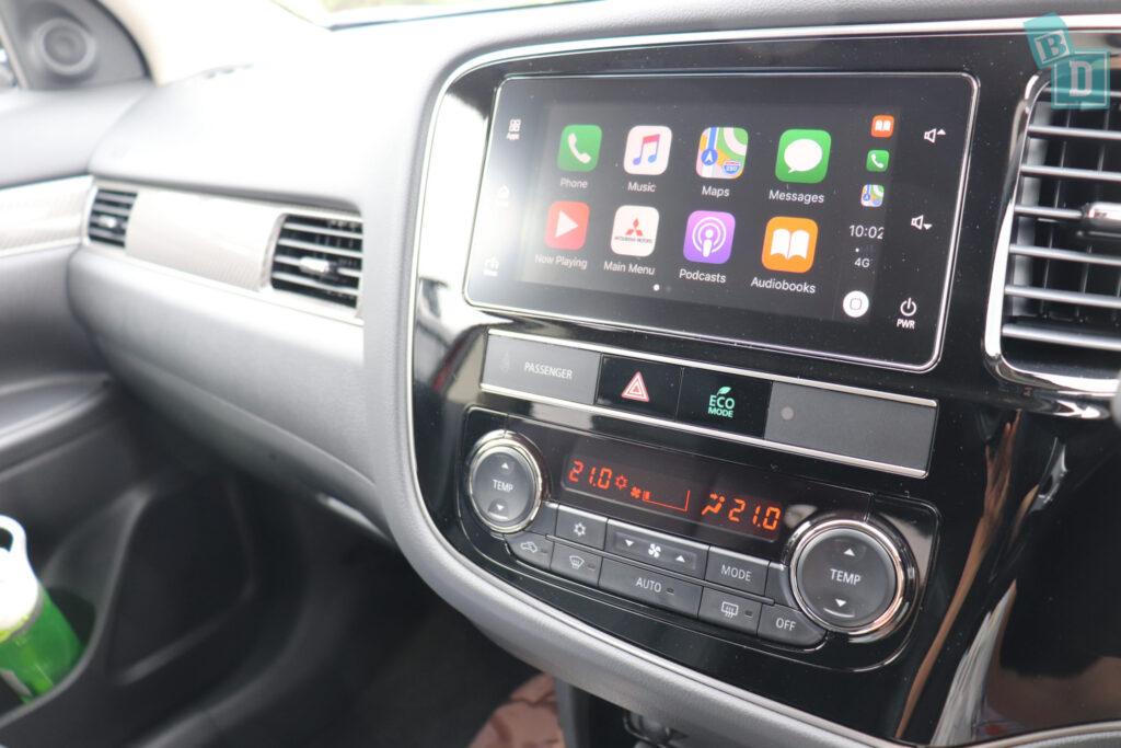 2018 Mitsubishi Outlander 7-Seater - BabyDrive