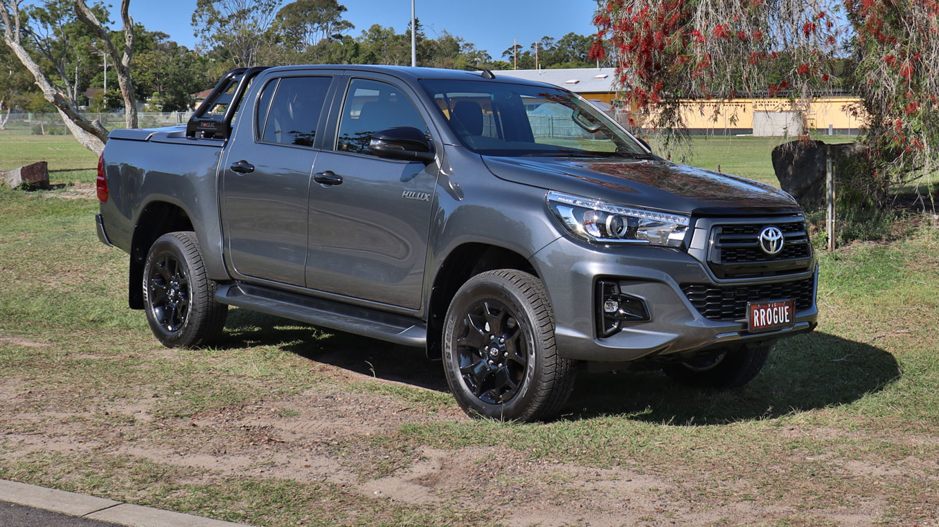 2018 Toyota Hilux Rogue Dual Cab 4x4 - BabyDrive