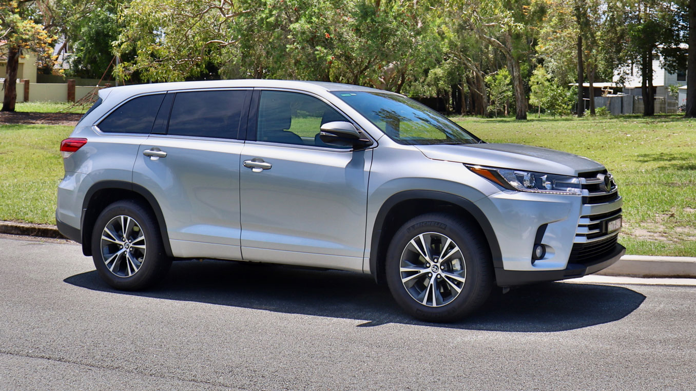 Toyota Kluger GX