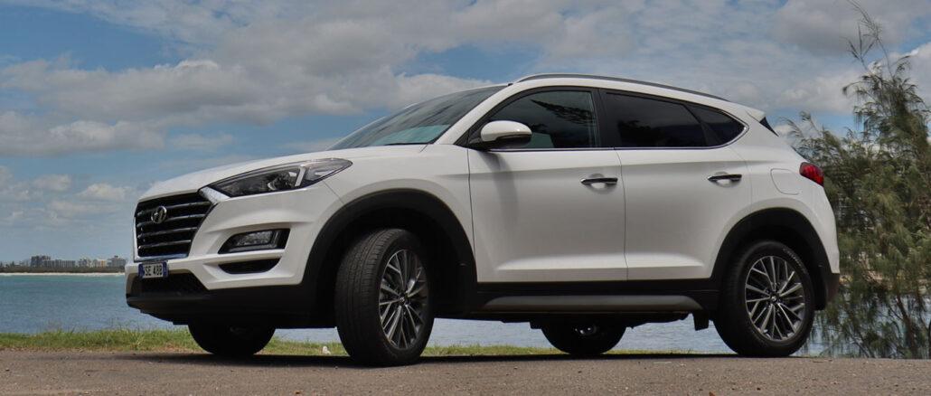 Hyundai Tucson Elite 2018