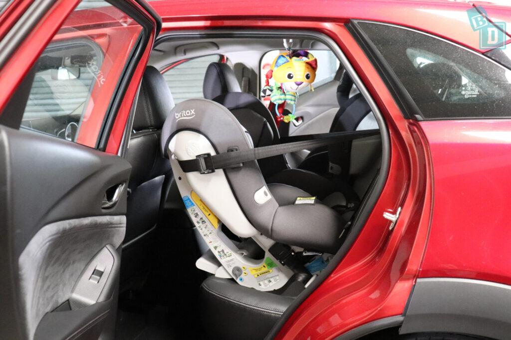 2019 Mazda CX-3 Akari family car review - BabyDrive