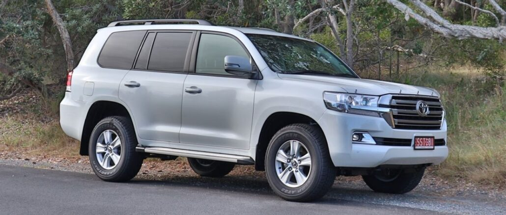 Toyota LandCruiser 200 Series 2019