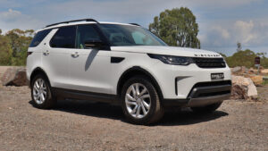 Land Rover Discovery 2019