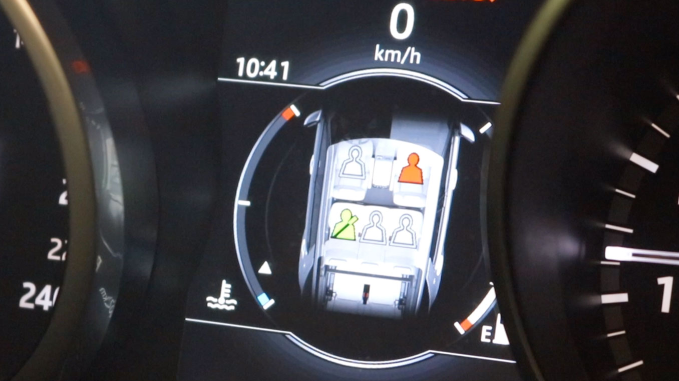 Land Rover Discovery Sport cool features