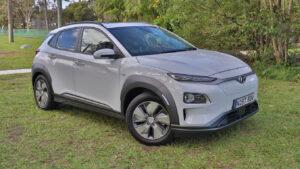Hyundai Kona Electric 2019 Australia