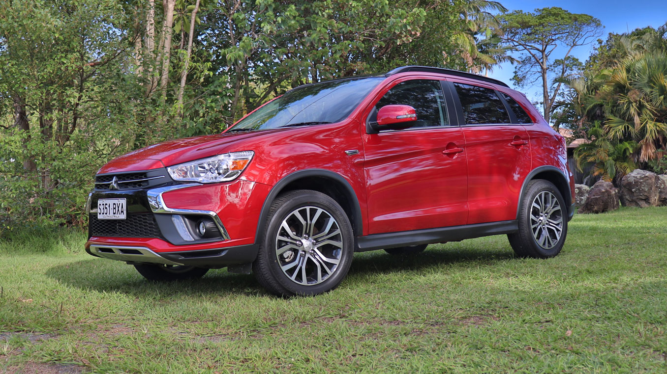 Mitsubishi ASX Exceed 2019 review