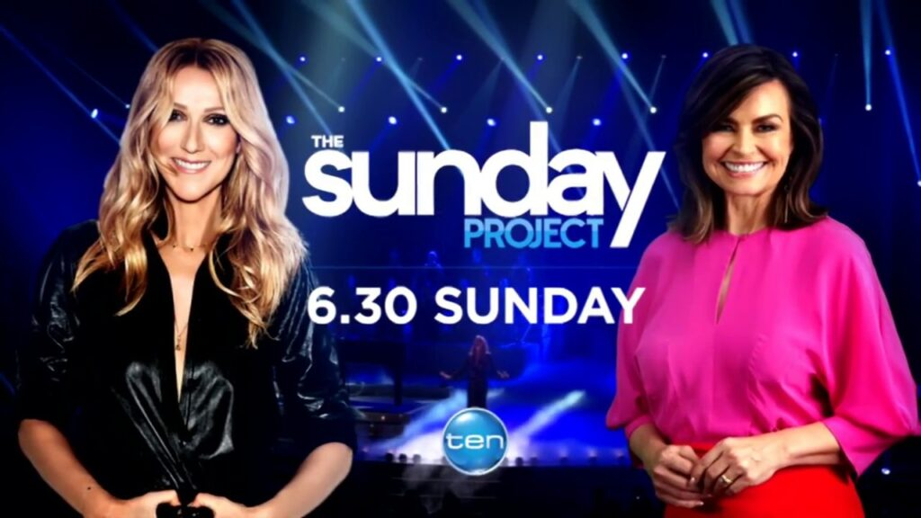 The Sunday Project on Channel 10