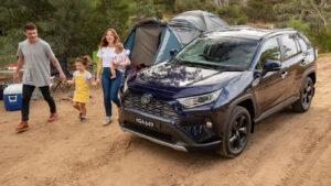 Toyota RAV4 2019 review press shot