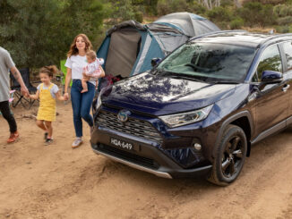 Toyota RAV4 2019 review press shot