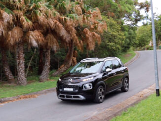 Citroen C3 Aircross 2019 top family features