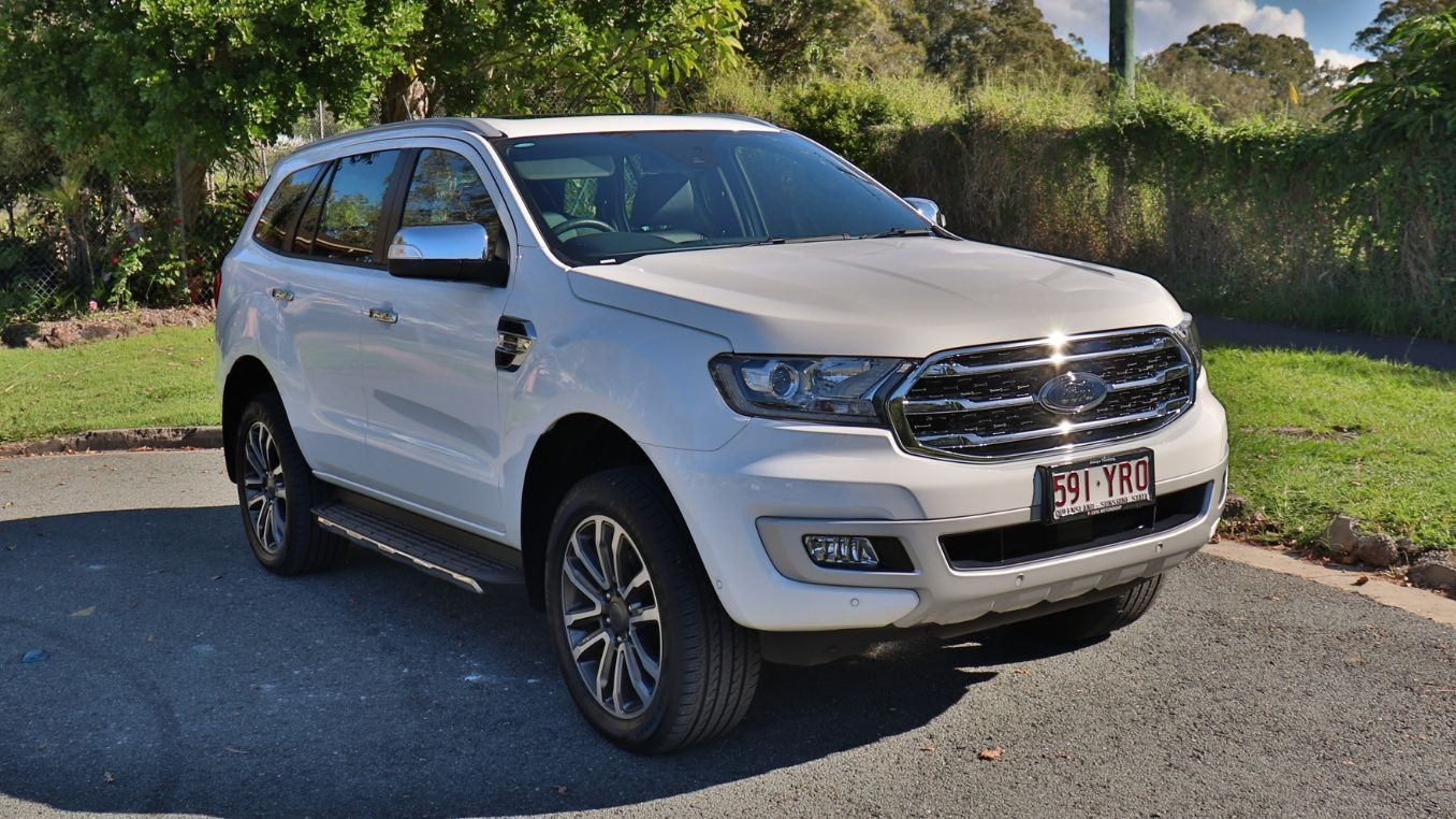 2019 Ford Everest Titanium Family Car Review Babydrive
