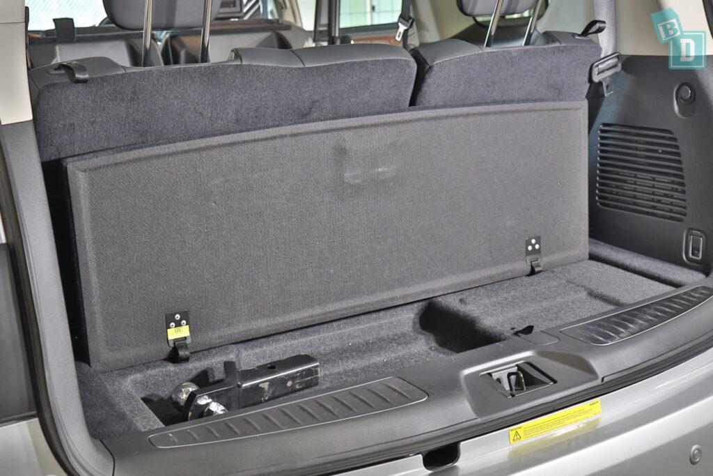 Nissan 2020 Patrol boot