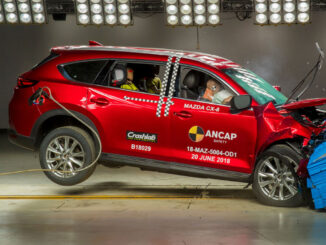 ANCAP MAZDA CX-8 safest family cars for kids