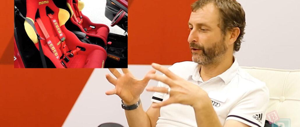 Steve Pizzati Audi interview