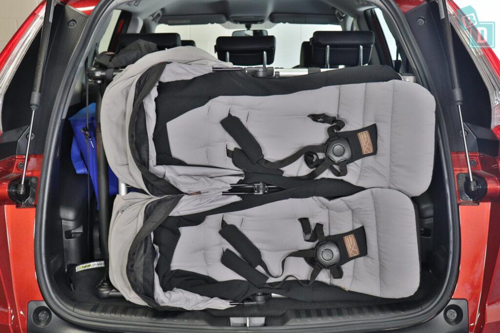 2019 Honda Cr V Vti E7 Seven Seater Family Car Review