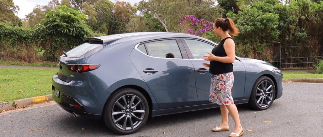 Mazda3 top 3 features
