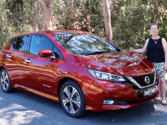 Nissan Leaf top family features