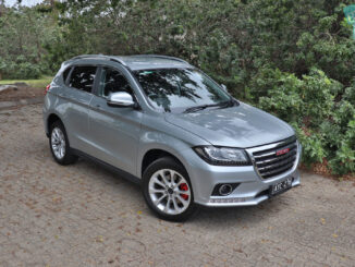 HAVAL H2 takes three child seats