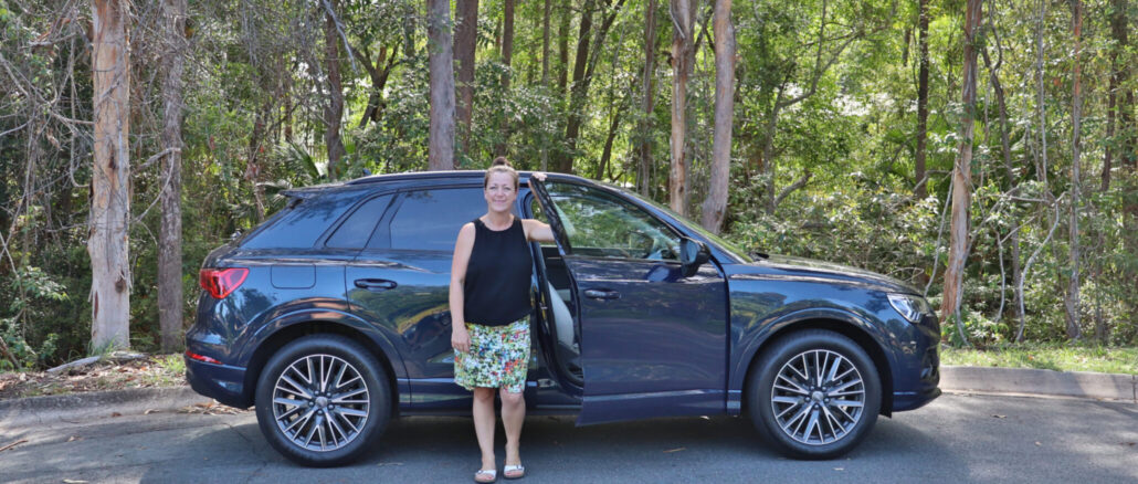 2020 Audi Q3 Top 3 Family Friendly Features Babydrive