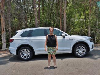 2020 VW Touareg