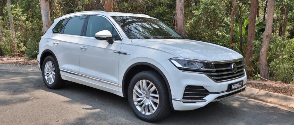 VW Touareg 2020