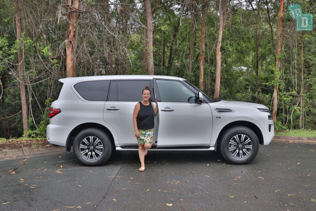 2020 nissan patrol ti: 3 family-friendly features - babydrive