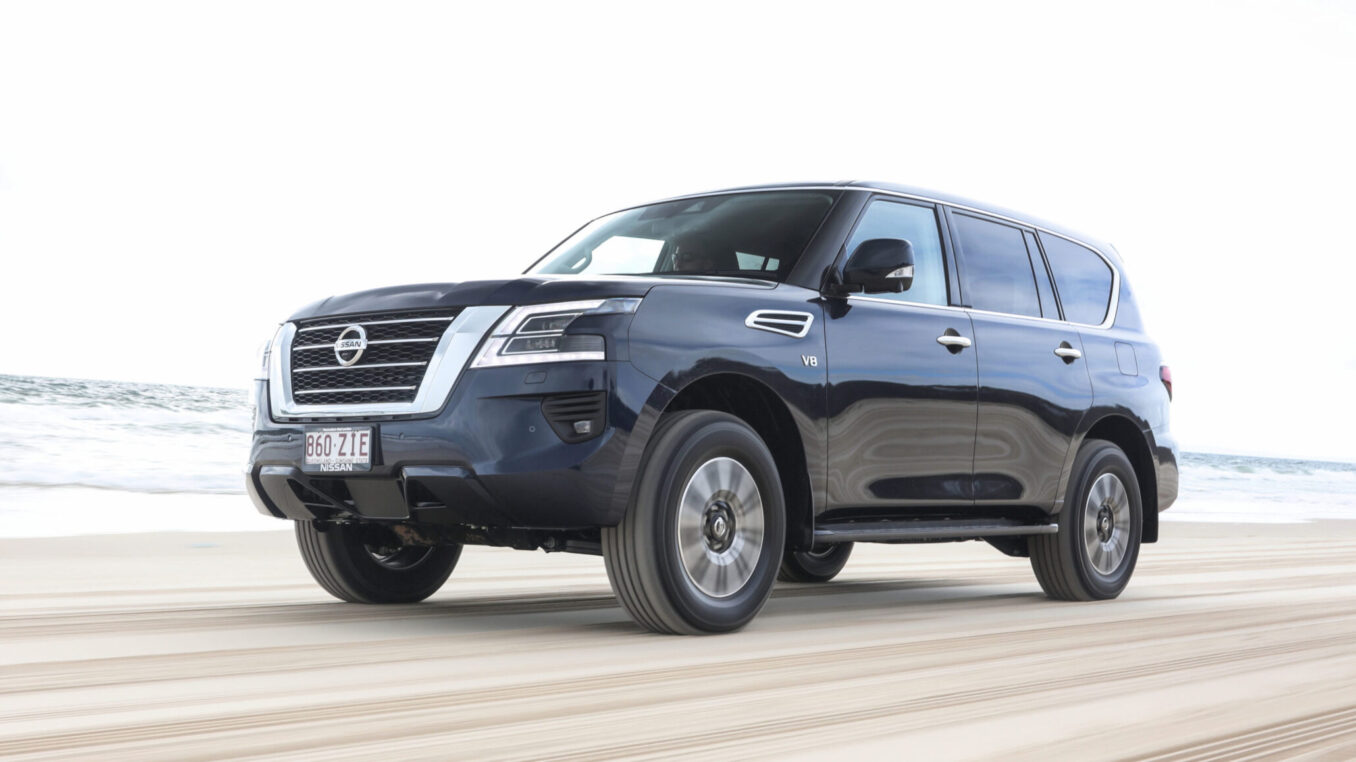 2020 Nissan Patrol Ti Y62