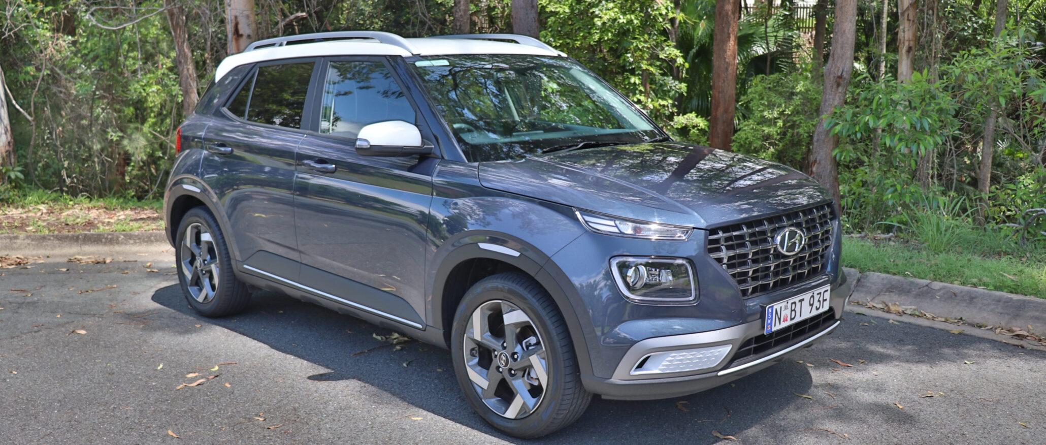 Hyundai Venue Elite