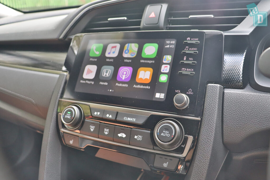 2020 Honda Civic RS Hatch with Apple CarPlay and Android Auto