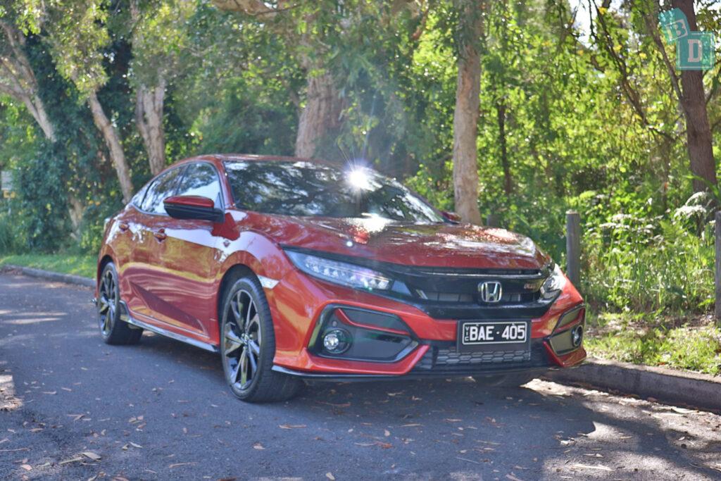 2020 Honda Civic RS Hatch