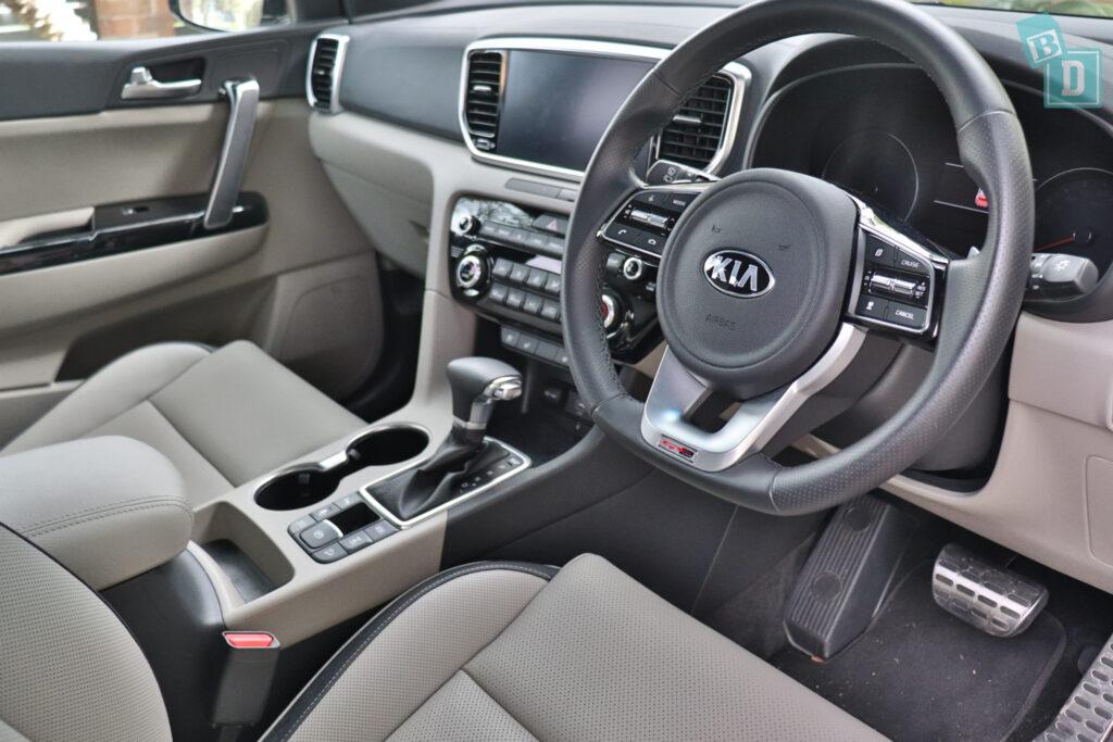 2020 Kia Sportage Gt Line Family Car Review Babydrive