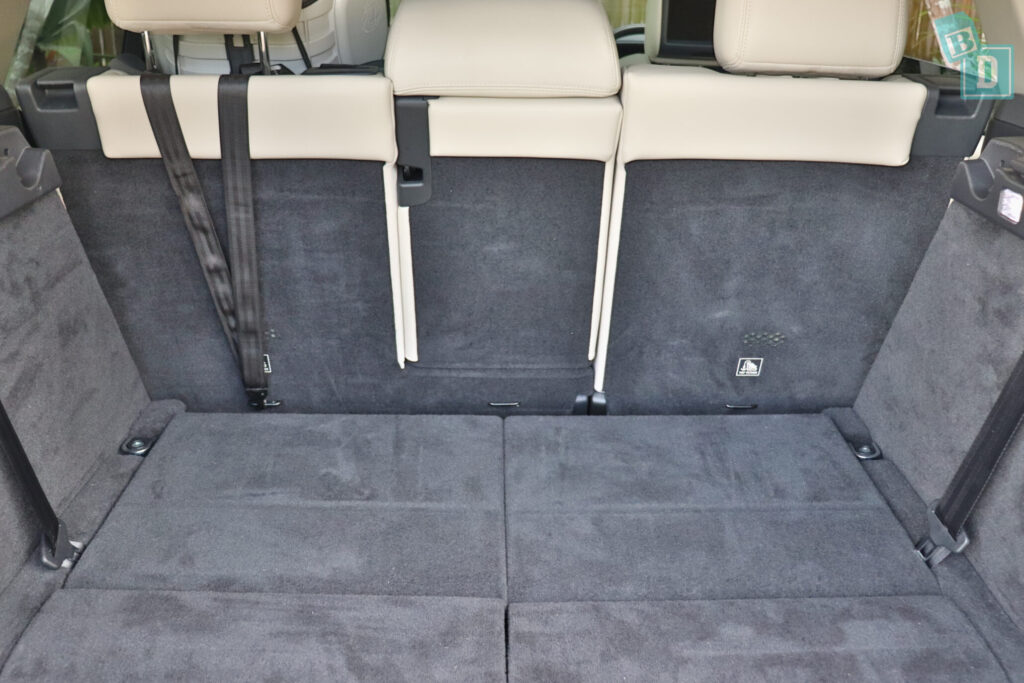 Range Rover Sport 2020 HSE R-Dynamic top tether child seat anchorages