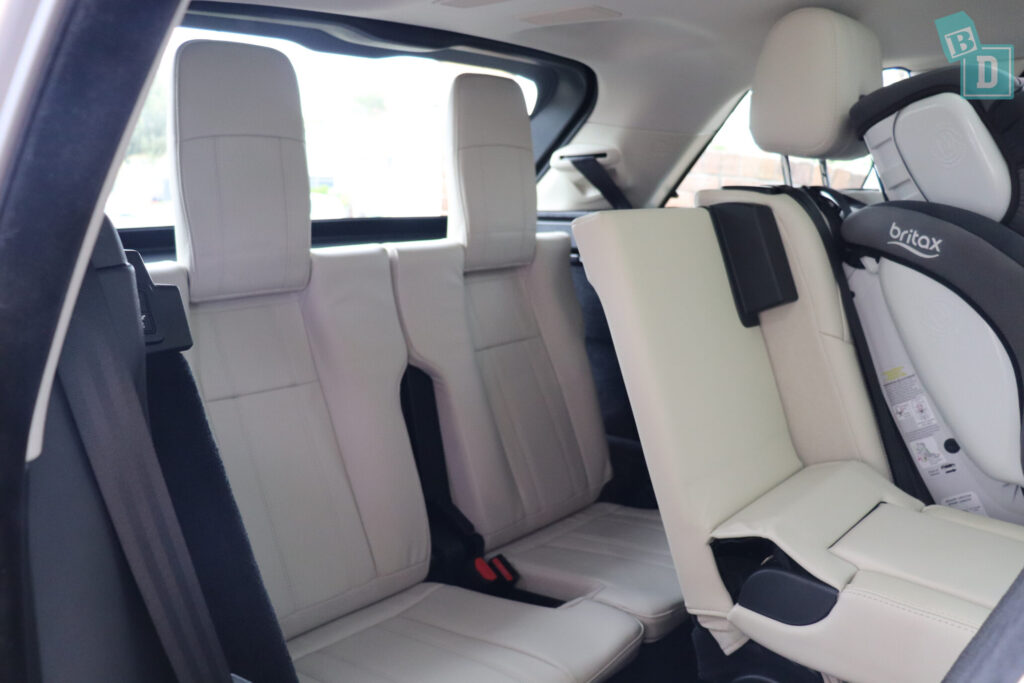 Range Rover Sport 2020 HSE R-Dynamic third row seats