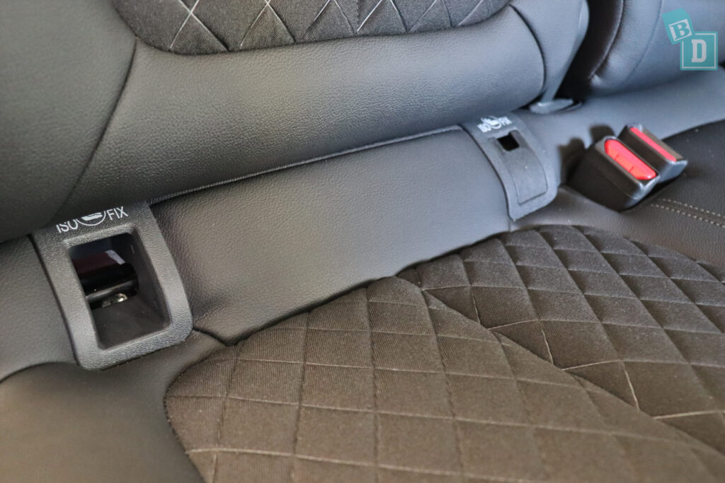 Renault Kadjar Zen 2020 with ISOFIX anchorages for child seats