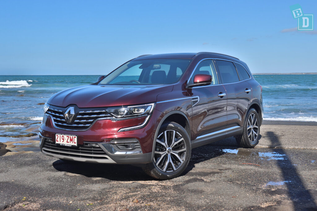 Renault Koleos Intens 2020 family car review