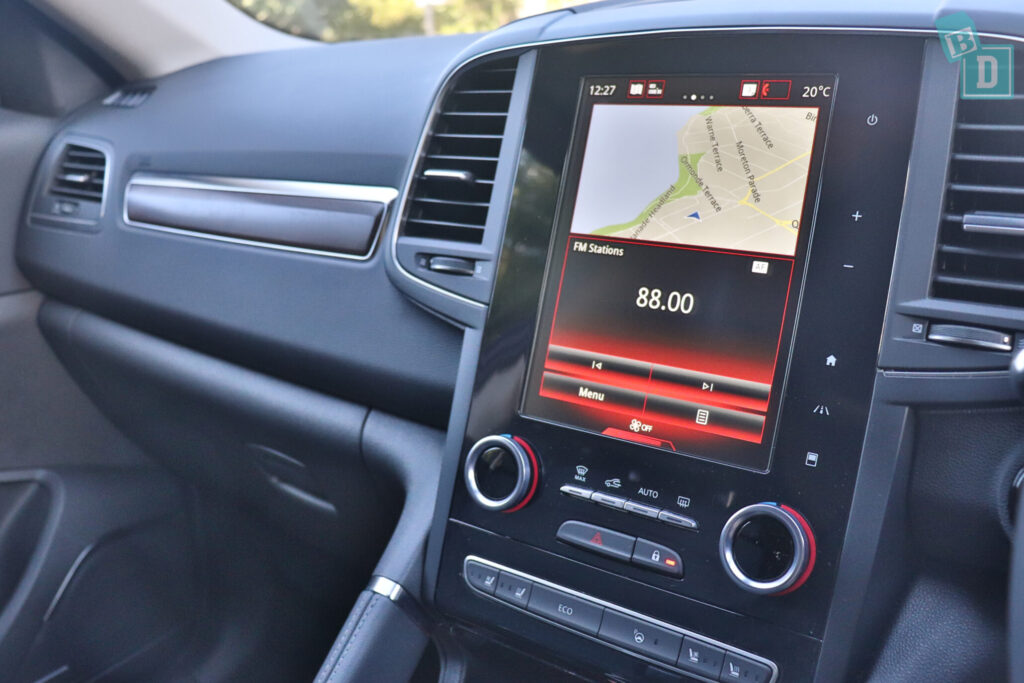 2020 Renault Koleos Intens Family Car Review Babydrive