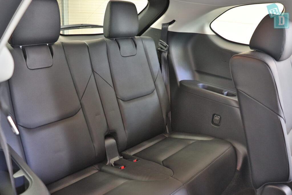 2020 Mazda CX-9 third row seats