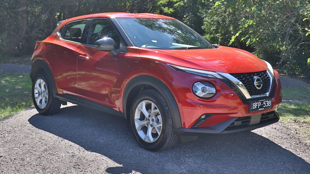 2020 Nissan Juke ST+ family car review