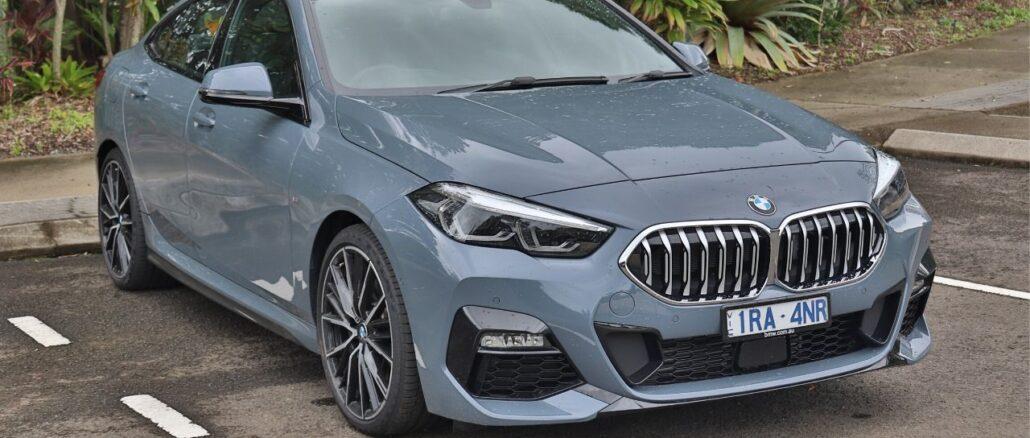 2020 BMW2 Series Gran Coupe 218i