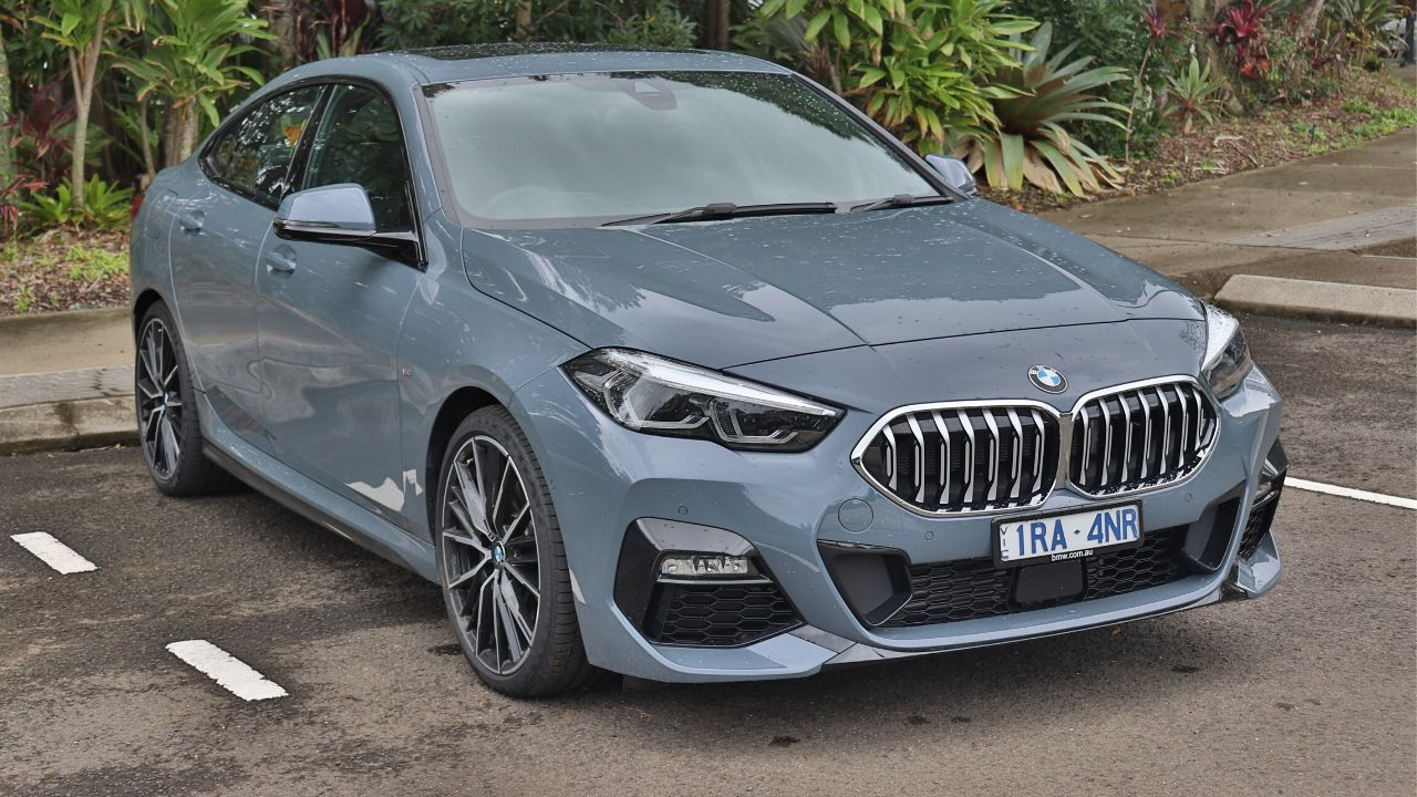 2020 BMW 2 Series Gran Coupe 218i