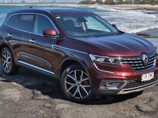 Renault Koleos Intens 2020 family car review