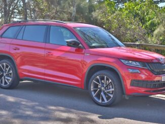 Skoda Kodiaq Sportline 2020 family car review